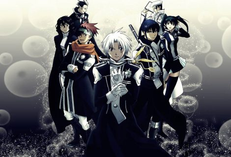 [AVIS] D.Gray-Man