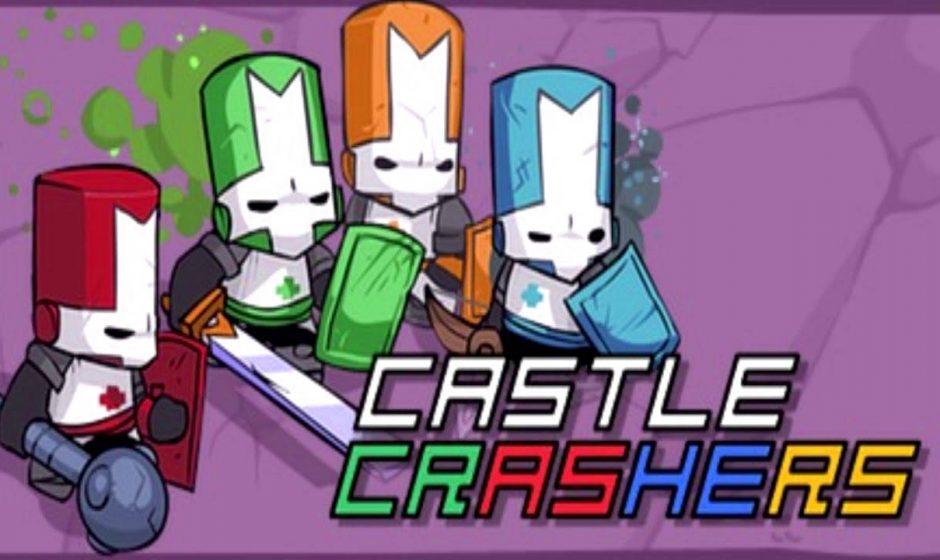 [TEST] Castle Crashers