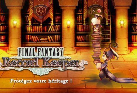 [TEST] Final Fantasy Record Keeper