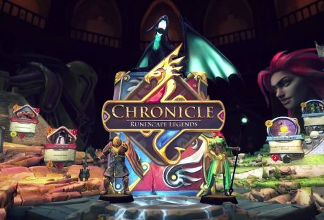 [TEST] Chronicle : Runescape Legends