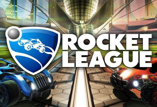 [TEST] Rocket League