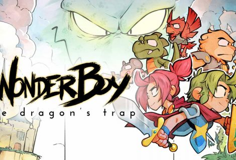 [TEST] Wonder Boy : The Dragon's Trap