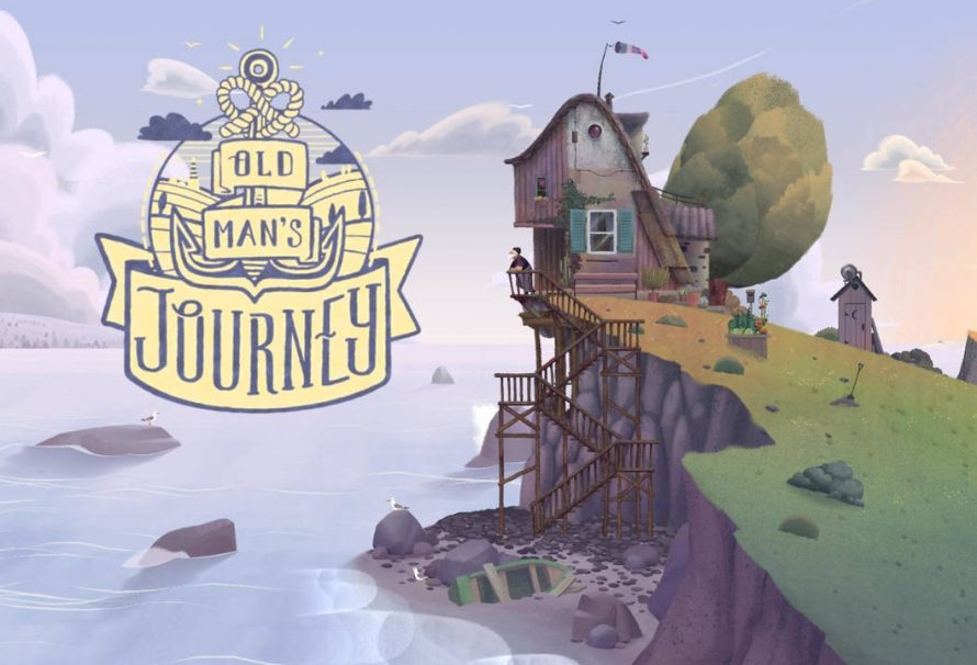 [TEST] Old Man's Journey